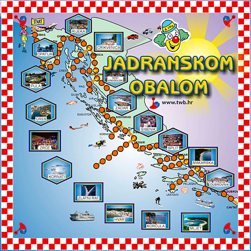 Jadranskom obalom