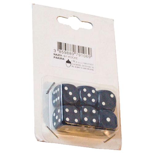 Kocka 6 u vrećici